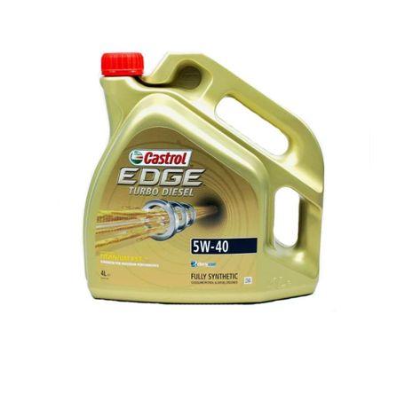 Oleje Castrol Edge 5w-30 C3, LL i 5w-40 TURBO DIESEL 1L,4L,5L