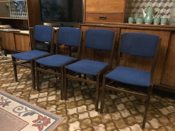 Krzesła typ Natasza prod. Gościcin - super stan - KOMPLET
