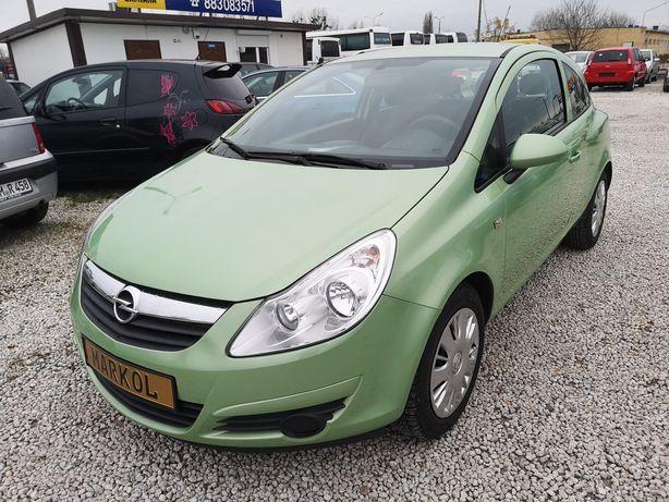 Opel Corsa D 2008r, Benzyna, Klima, Sprowadzona- Opłacona