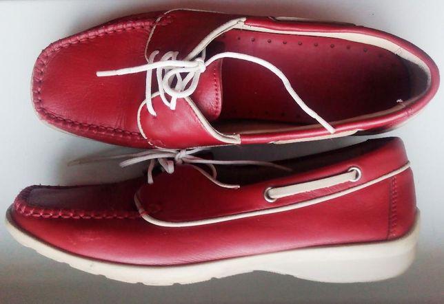 Ботинки для девочки размер 35-36 по стельке 23,5см - 500 руб.