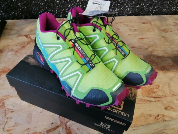 Sapatilhas Salomon speed cross 3 NOVAS