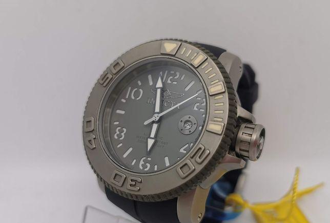 Nowy zegarek INVICTA SEA HUNTER TYTANOWY 1078 swiss made sellita sw200