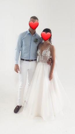 Свадебное платье. Весільне плаття