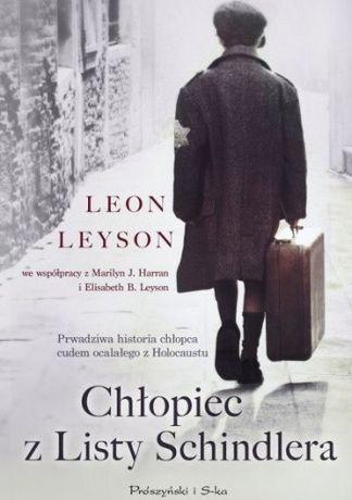 Chłopiec z Listy Schindlera Leon Leyson