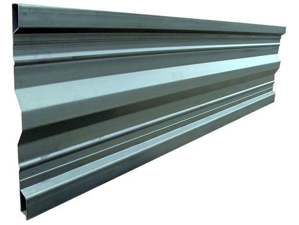 Panel burtowy na dostawczy, wywrotkę - wysokość 50 cm