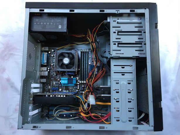 Komputer AMD X4 955 4x3,2 GHz/GTX 650/8G DDR3 Win10 bequiet!