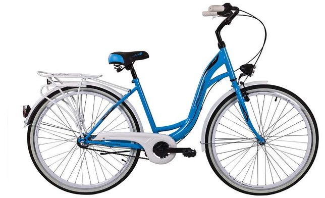 Rowery miejskie damskie Tander Aventis (3 biegi) Różne kolory