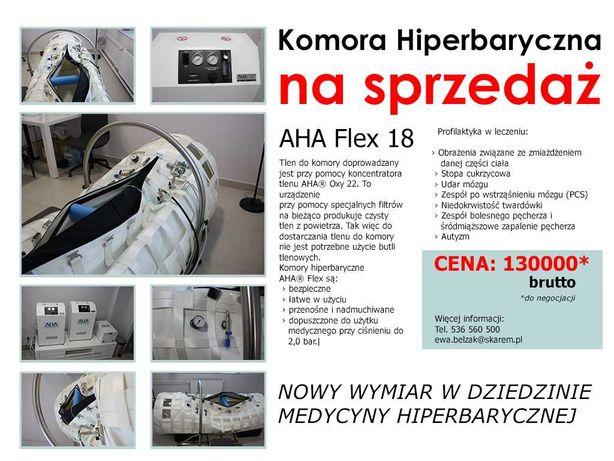 Komora Hiperbaryczna AHA FLEX 18