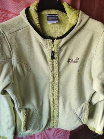 Jack Wolfskin куртка флисовая polartec