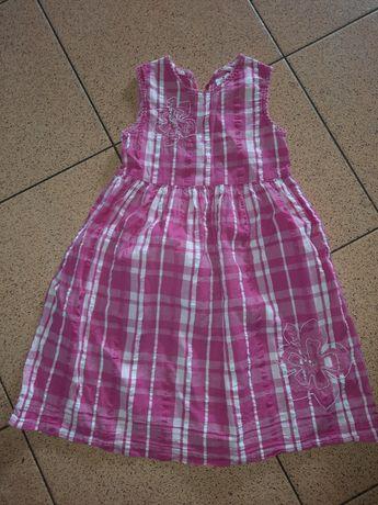 Ubrania na dziewczynke 5-6lat