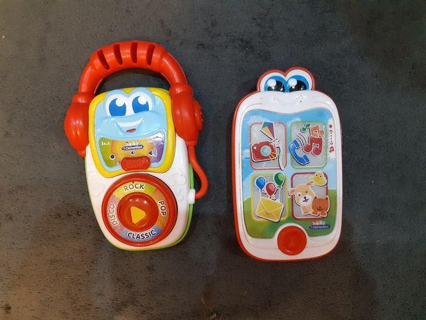 Telefon i mini tablet