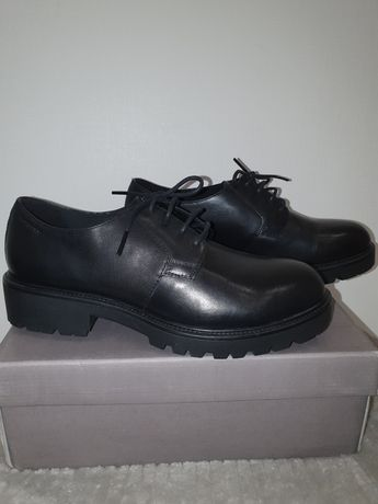Новые женские кожаные туфли  Vagabond