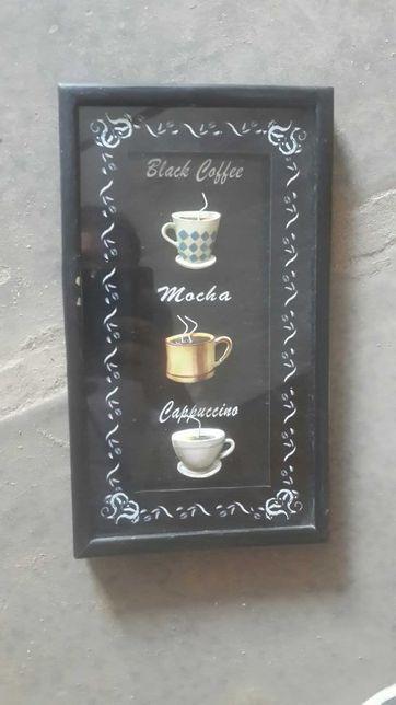 картина для кухни coffee mocha cappuccino