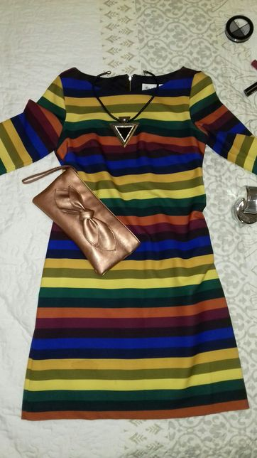 Красивое нарядное вечернее платье 36 ( S) размера