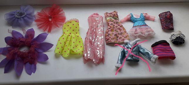 Набор одежды для куклы Барби