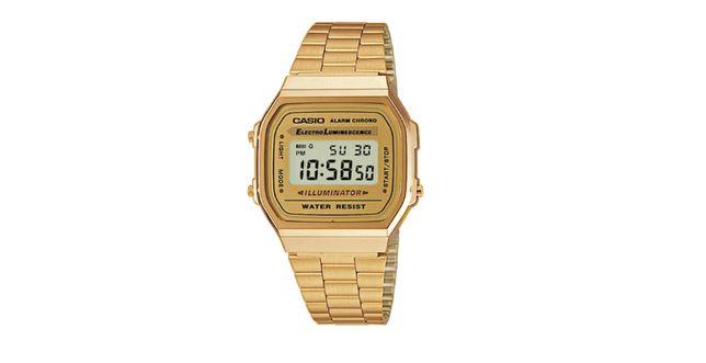 Relógio Casio Original Vintage A168WG - 9EF - Ouro - Ilha da Madeira