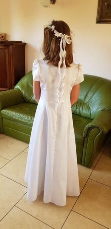 Sukienka komunia 152/158 12lat
