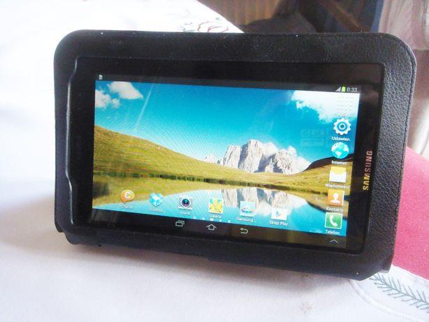 Tablet SAMSUNG GALAXY TAB 2 GT-P3110 7, WIFI, nowe etui.