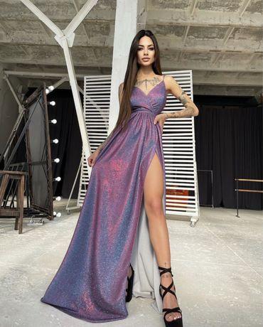Вечерние платья в идеальном состояний размер с-м