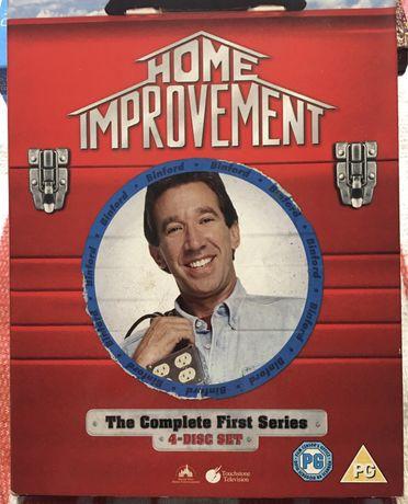 Home Improvement temporada 1 e 2