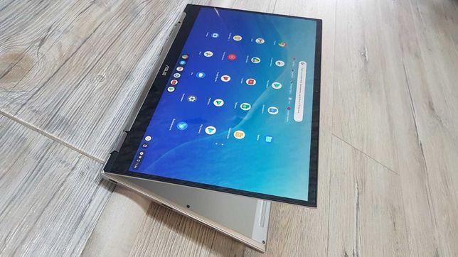 ASUS Chromebook Flip C436FA - 14 ips/i5-10210u/intel iris/16gb/512ssd