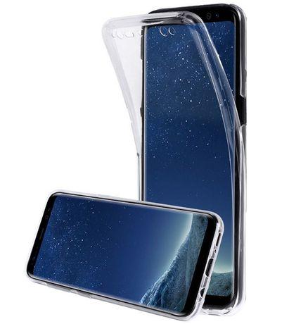 Etui na telefon Case360 stopni silikonowe dla Samsung Galaxy S8 S9 S8+