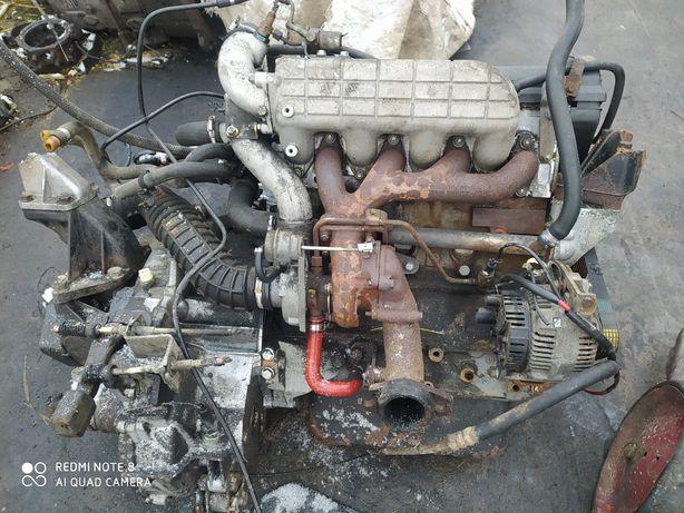Двигун мотор двигатель Фіат Дукато  Fiat Dukato 2.5TD