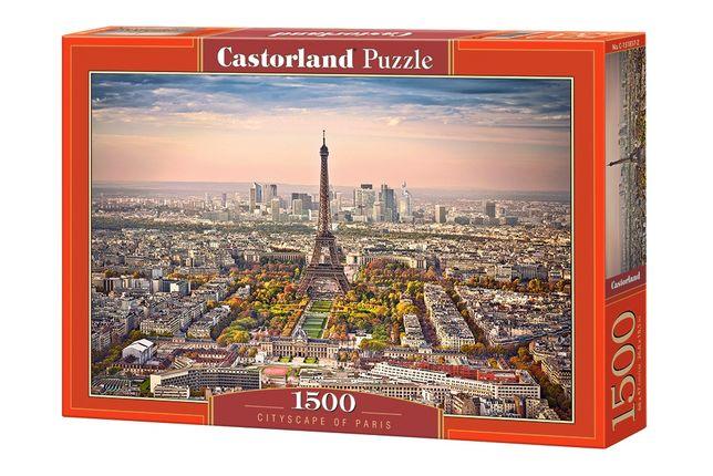 Zestaw puzzle 2x1500, nowe