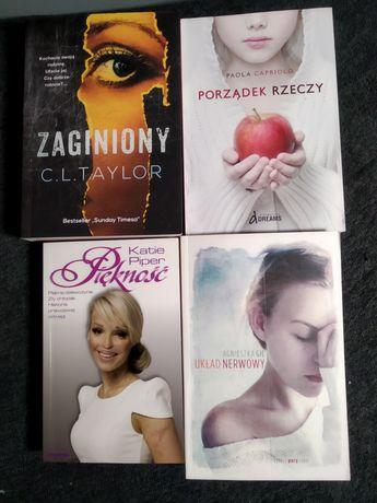 Książki zaginiony, układ nerwowy, porządek rzeczy, piękność