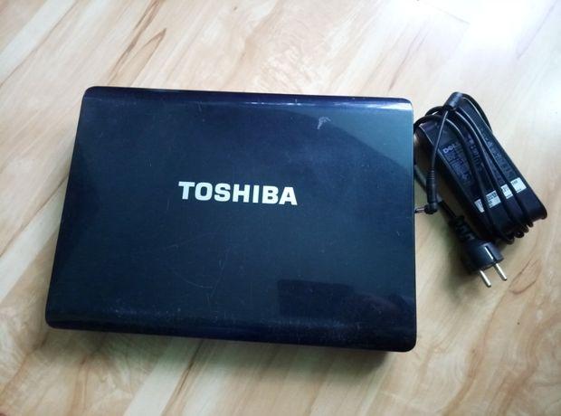 Ноутбук Toshiba Satellite A200-14E по запчастям.