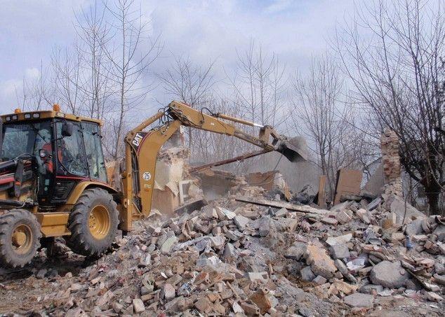Rozbiórki, Wyburzenia Budynków,Garaży,Wywóz gruzu, gliny, ziemi,