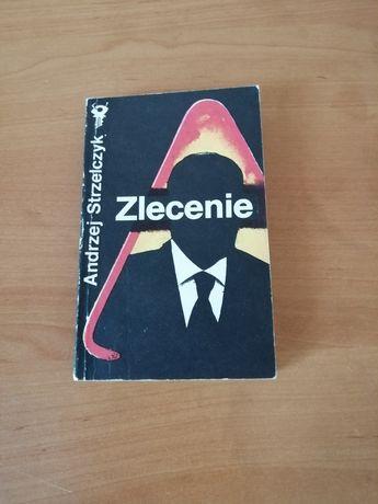 Książka Zlecenie Andrzej Strzelczyk