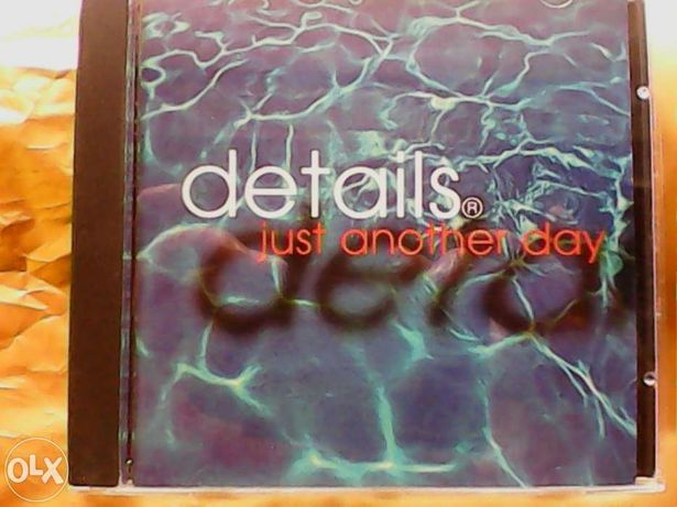 Details - just another day, CD