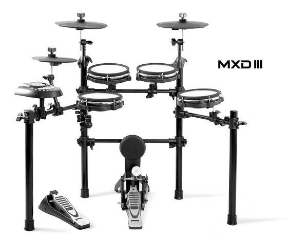 NOWA Perkusja elektroniczna Black Hawk MXD III (naciągi siateczkowe)