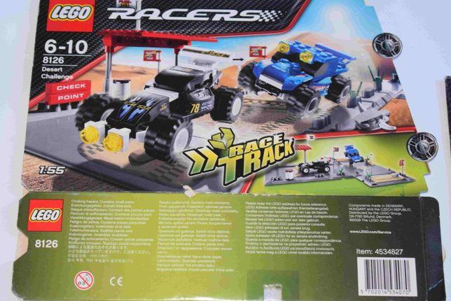 Lego 8126 Racers