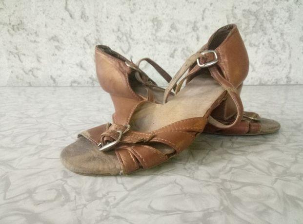 Туфли для бальных спортивных танцев 21 см стелька