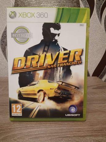 Driver: San Francisco Xbox 360
