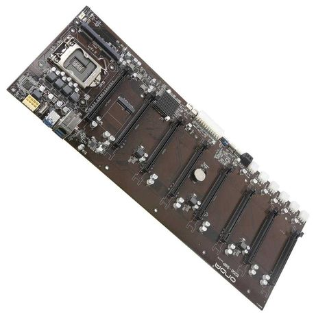 Motherboard B250  D8P D3 - ONDA  BTC