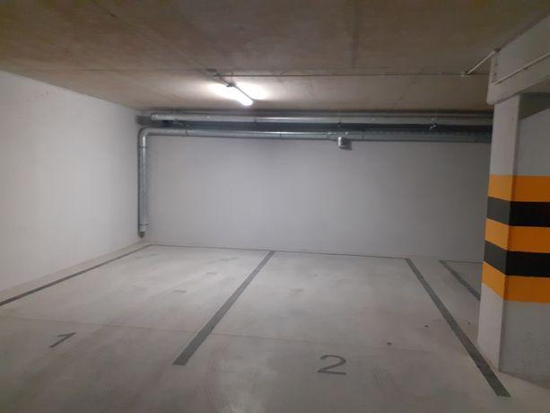Miejsce postojowe w garażu podziemnym ul. Bielskiego 2