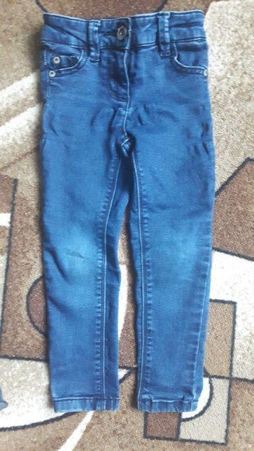 Крутые джинсы Скинни next для мальчика