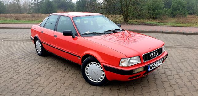 Audi 80 B4 2.0 benzyna