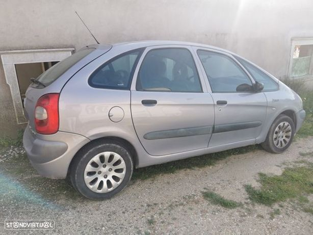 Citroën Xsara Picasso 2.0 HDi SX
