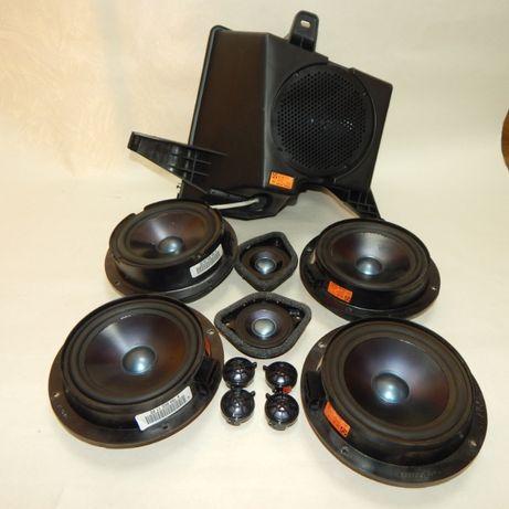 Аудиосистема Harman/Kardon Mercedes GL X164 ML W164 динамики колонки