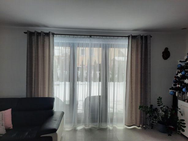 Firana salon pokój 2,70x2,40