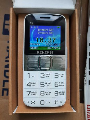 Мобильный телефон Keneksi T1 на 2 SIM карты