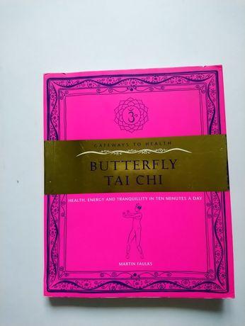 Книга Butterfly Tai Chi на англійській мові