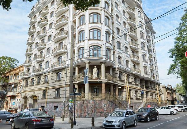 Квартира на Маразлиевской ул.