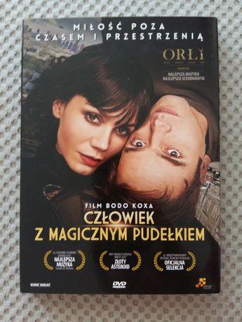 Człowiek z magicznym pudełkiem - film, dvd