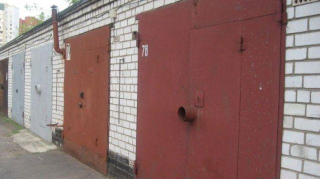 продам капитальный гараж Спасская