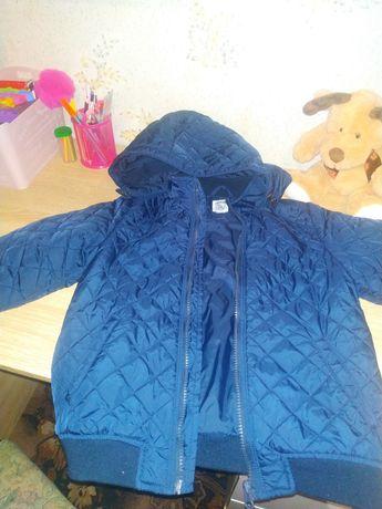Курточка для мальчика  фирма chicco